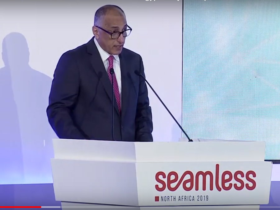 H.E. Tarek Amer Governor of Central Bank of Egypt - Keynote speech at Seamless 2019 Conference