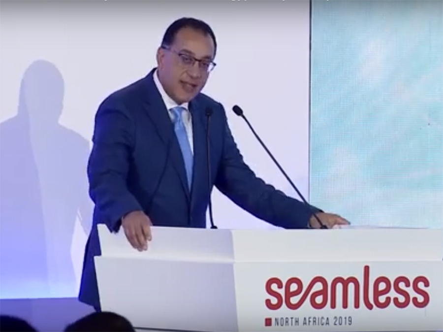 H.E. Mostafa Madbouly Prime Minister of Egypt - Keynote speech at Seamless 2019 Conference