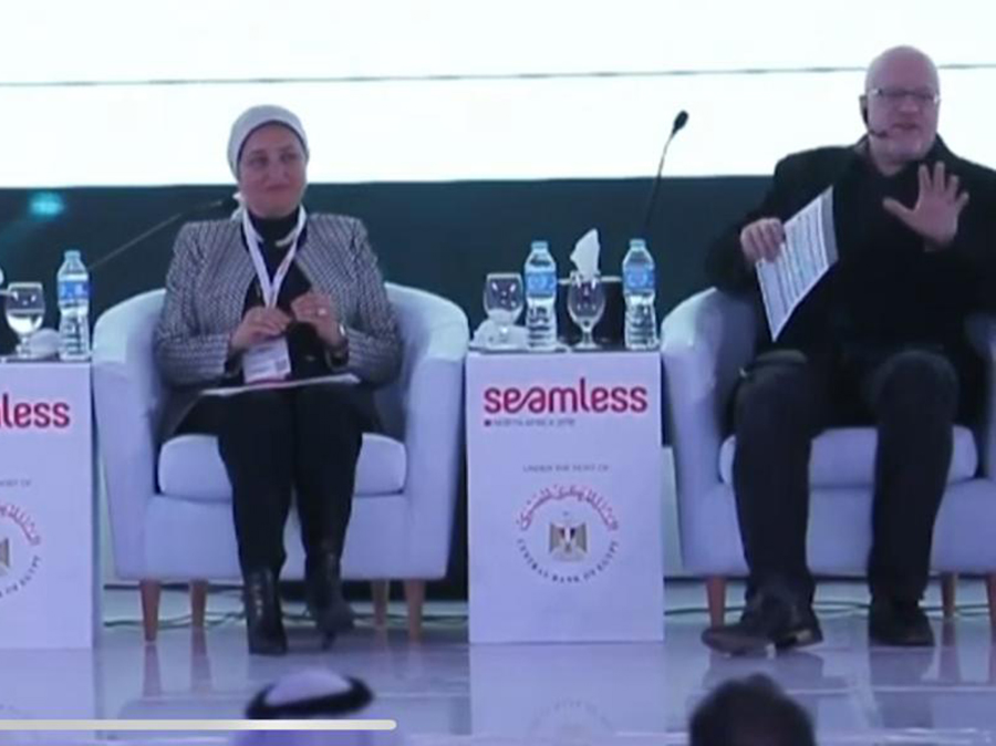 Panel: Collaboration as the key to digital services inclusion at Seamless North Africa 2018