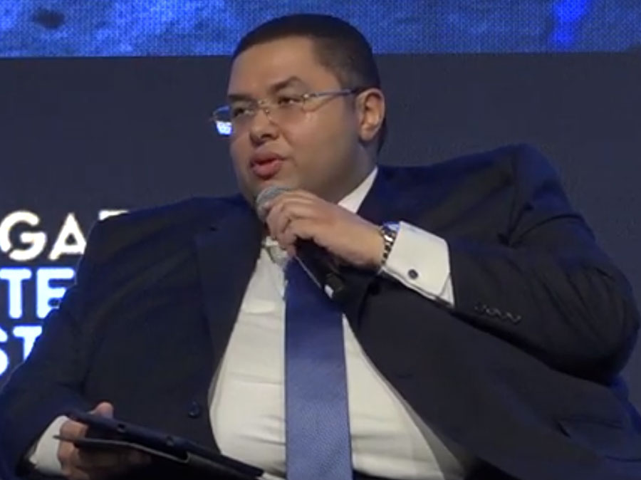 Sub Governor Ayman Hussein of Central Bank of Egypt - Challenges in Payments Oversight & Regulation at Singapore FinTech Festival 2018