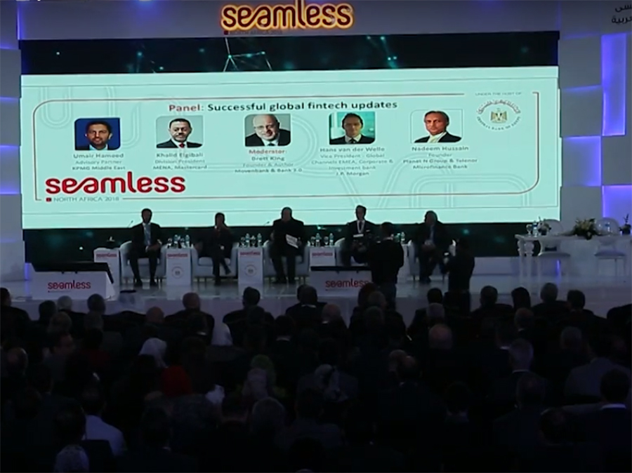 Panel: Successful global FinTech Updates at Seamless 2018 Conference