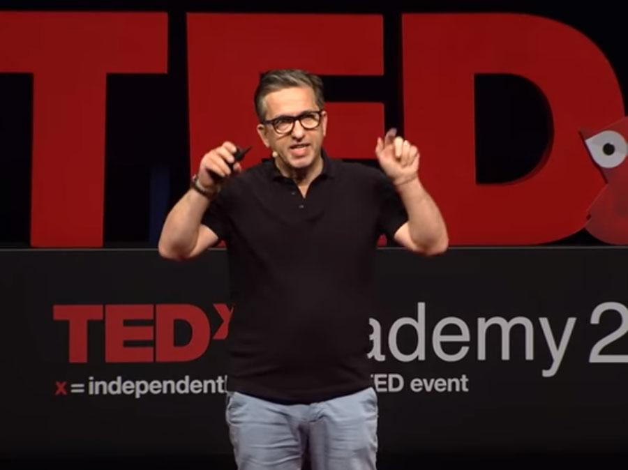 How Fintech can positively impact the world | Spiros Margaris | TEDxAcademy