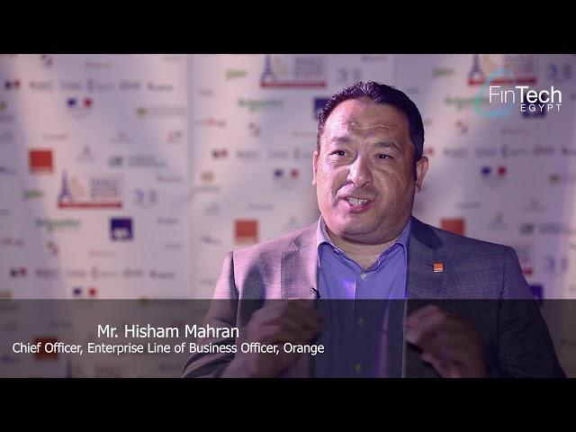 Mr. Hisham Mahran Chief Officer, Enterprise Line of Business Officer