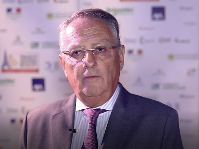 Pierre Finas, Managing Director, Credit Agricole Egypt