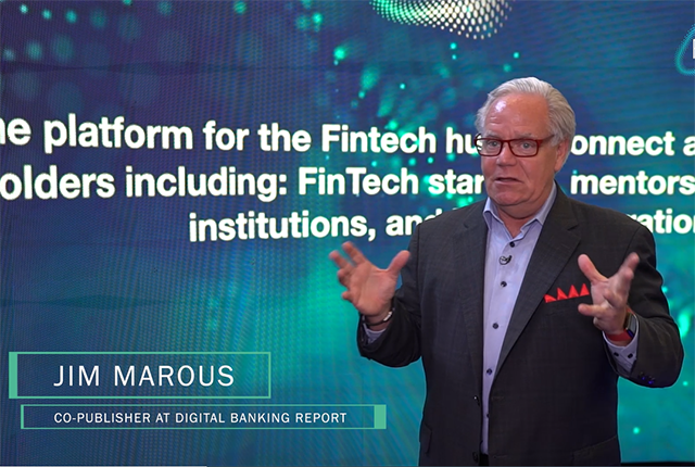Jim Marous, Co-publisher at Digital Banking Report