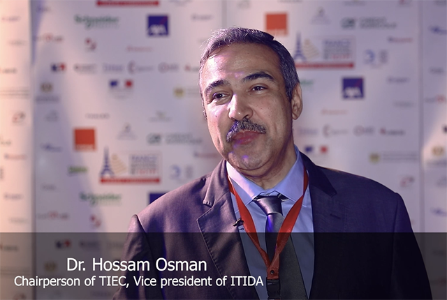 Hossam Osman, Chairperson of TIEC