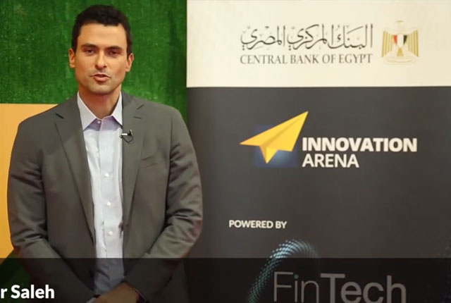 Mr. Omar Saleh, Co-founder & CEO of Khazna