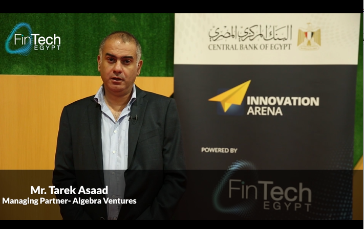 Mr. Tarek Asaad, Managing Partner - Algebra Ventures