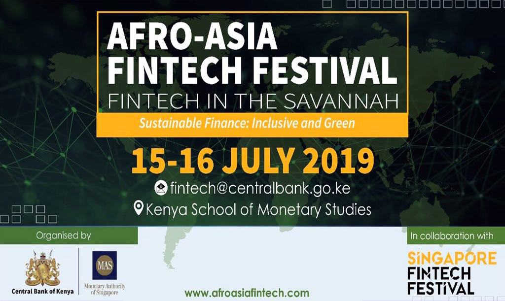 FINTECH IN THE SAVANNAH: Afro-Asia FinTech festival 2019 that took place in Nairobi Kenya