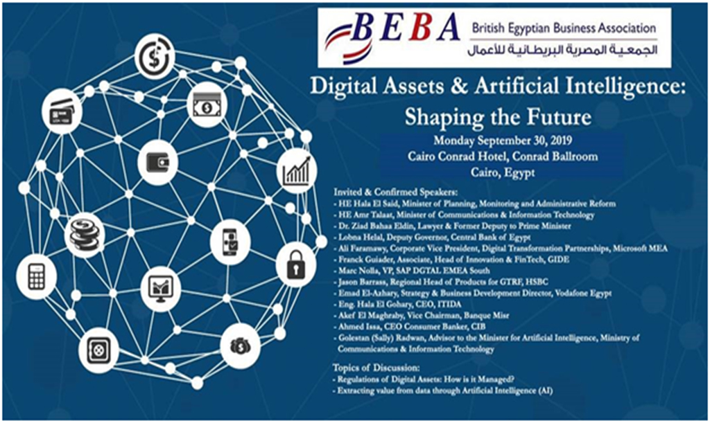 BEBA presents the Digital Assets & Artificial Intelligence: Shaping the Future event