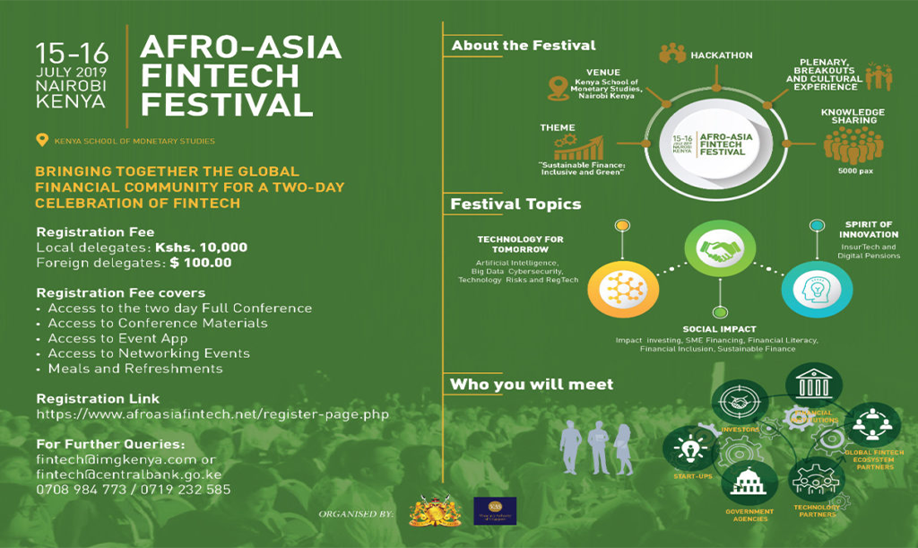 Calling All Egyptian FinTech Startups To Participate In The Afro-Asia FinTech Festival!
