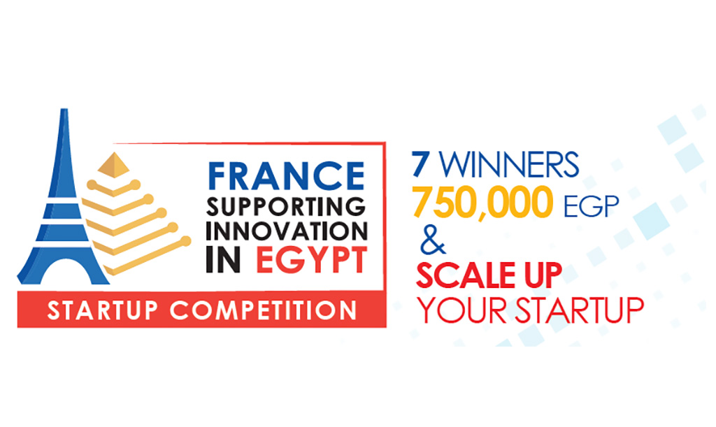 Startup Competition Launch Ceremony at French Embassy in Cairo