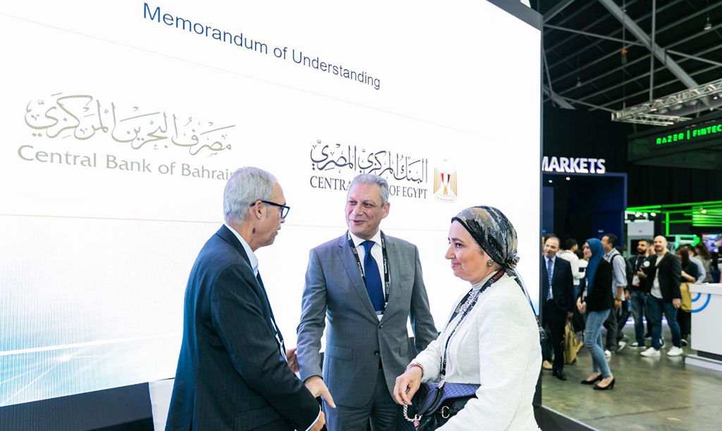 Central Bank of Egypt and Central Bank of Bahrain sign MoU at SFF 2019